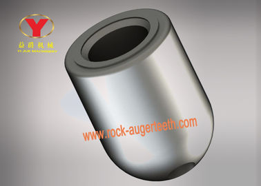 High Carbon Steel Bullet Tooth Holder YJ-Z002 Customized For Piling Tools